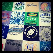 Double Sided T-Shirt Quilt | Quilt, Custom quilts and T shirts & Double Sided T-Shirt Quilt Adamdwight.com
