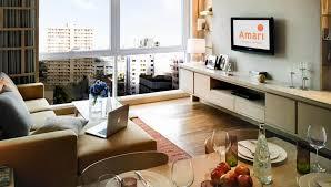 One Bedroom Suite One Bedroom Suite Amari Residences Bangkok
