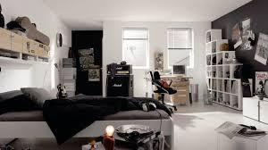 Boys Bedroom Exciting Teenage Boy Bedroom Design Ideas Using White Delectable Computer Bedroom Decor Design