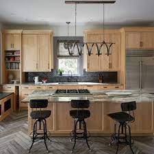 75 Beautiful Kitchen With Light Wood Cabinets Pictures Ideas April 2021 Houzz
