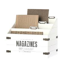 Plastic Magazine Holders Staples Simple Cardboard Magazine Holder Decorative Magazine Holders Magazine Rack