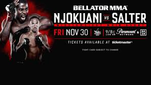Image result for Bellator 210: Njokuani vs Salter