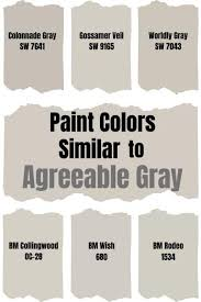 What glidden color is similar to revere pewter / h. Agreeable Gray Sw 7029 Is It Truly The Best Gray West Magnolia Charm