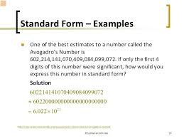 standard form physics introductory physics physical quantities units and measurement