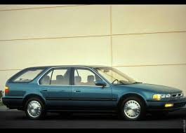 1991 Honda Accord Wagon | Honda | Pinterest | Honda accord wagon ...