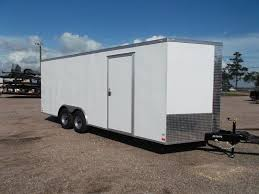 inventory cargo trailers car
