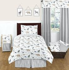 creative idea twin size zebra print bedding safari sets animal sheets queen blue gray and white kids bed boys bedroom