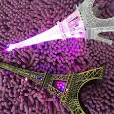 Eiffel Tower Home Decor Accessories 100CM Vintage Home Decor Artesanato Miniaturas Home Decoration 73