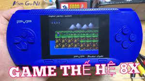 Máy Chơi GAME Cầm Tay - PVP Station Light 3000 - Ôi Tuổi Thơ ^^ - YouTube