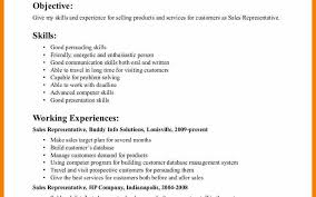 What Are Good Communication Skills For A Resume Sample Resume For