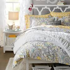 ana paisley duvet cover pbteen intended for incredible property paisley duvet covers decor