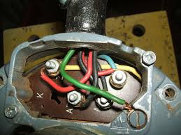dismantling a brook crompton ac motor from a myford lathe 6 remove the rear end the wiring and the rotor