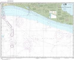 Tide Chart For Rollover Pass 11344 Rollover Bayou To Calcasieu Pass Gulf Coast Nautical Chart