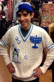 Hanukkah Jewish Holiday Sweaters. Hanukkah Christmas Sweaters ...