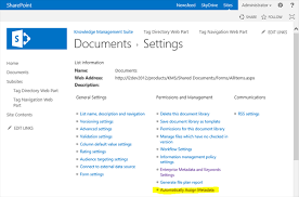 Sharepoint Knowledge Base Template 2013 Sharepoint Content Classification Layer2 Auto Tagger Overview