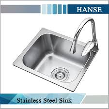 k 3832 one bowl malaysia heated deep stainless steel kitchen sink