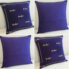 Crown Royal Throw Pillows Made From Genuine Crown Royal Bags & Like this item? Adamdwight.com
