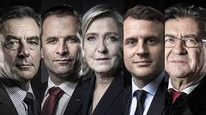 """Résultat de recherche d'images pour """"candidats officiels présidentielles 2017"""""""