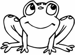 Small Picture Frog Coloring Pages 1234 kids world