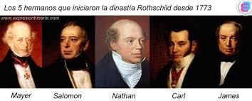 Resultado de imagen de Mafia Jázara Rothschild