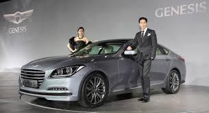 new car release monthGenesis Mission Hyundai Motors New Genesis Aimed at European