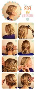 Hair Updos Diy