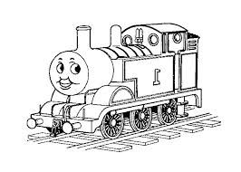Thomas The Train Coloring Pages Free Jokingartcom Thomas The