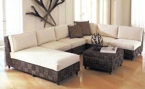 sunroom wicker furniture. Wicker Sunroom Furniture Cushions  Set .