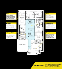 how to design a smart home. The Colossus Floorplan Exhibiting Huge Areas For Storage Space How To Design A Smart Home
