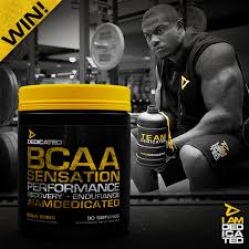 WIN! A tub of BCAA Sensation, a Matt... - Dedicated Nutrition | Facebook