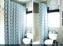 extra long shower curtain target long shower curtains target extra long shower liner bathroom shower curtains