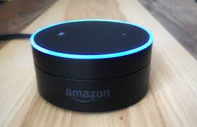 speakers in amazon. connect the amazon echo dot to your existing speaker system, and you bingo! - speakers in w