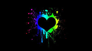 Awesome Heart Wallpapers - Top Free ...