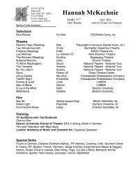 Stunning Playwright Resume Photos Simple Resume Office Templates