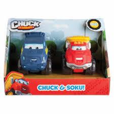 «<b>Chuck & Friends</b> машинки 5 см (набор 2 шт.) Хэнди и Бумер ...