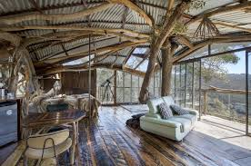 TREEHOUSE Accommodation With Spa In The Basque Country  ANDREINIATreehouse Accommodation