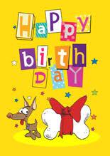 Online Printable Birthday Cards Free 4 Fold Birthday Card Printable Online Birthday Cards