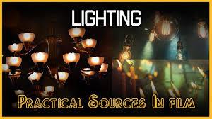 practical lighting. Lighting: Practical Sources || Bradford Young Spotlight Lighting H