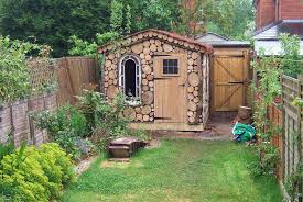 Small Picture Fairytale Backyards 30 Magical Garden Sheds