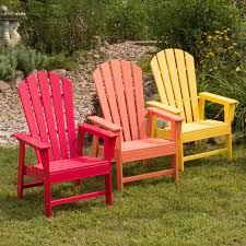 polywood south beach recycled plastic adirondack chair 26 5w x 29d x 42 5h in hayneedle