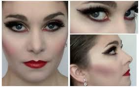 odile black swan makeup tutorial