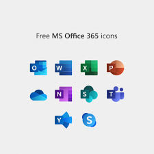 Microsoft Free Graphics Free Microsoft Office 365 Icons Fuji Graphics