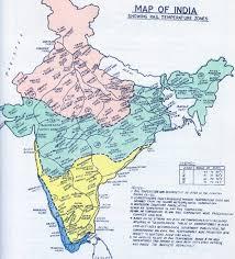 Indian Railway Route Chart Irfca Indian Railways Faq Rail Temperature Zone Map
