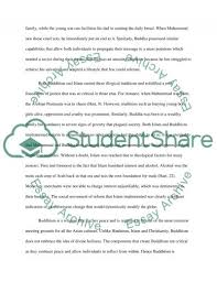 the sp of buddhism and the sp of islam essay the sp of buddhism and the sp of islam essay example