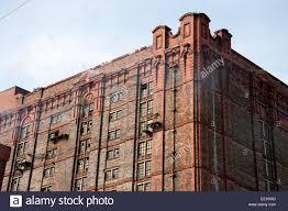 Victorian Warehouse brick built huge red dock storage