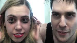 husband does my make up challenge