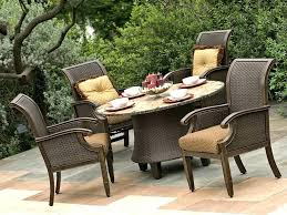 dining chairs outdoor rattan dining chairs all weather wicker dining table and chairs full size
