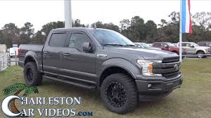 The 2018 Ford F150 w/ Sport Appearance Package | FX4 Lariat plus ...