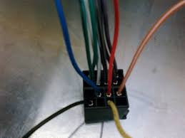 wiring harness update smart car forums the blue wire is 12v switched on when the radio is on makes a huge difference