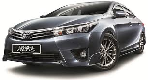 Toyota Corolla Altis – 1.8G replaces 2.0G in lineup Paul Tan ...